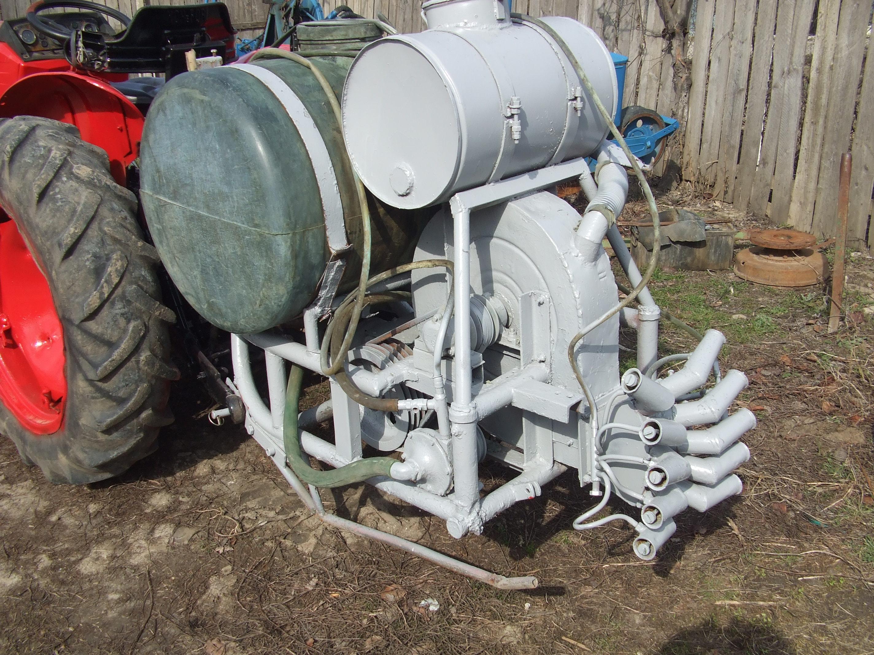Vand tractor vr 445