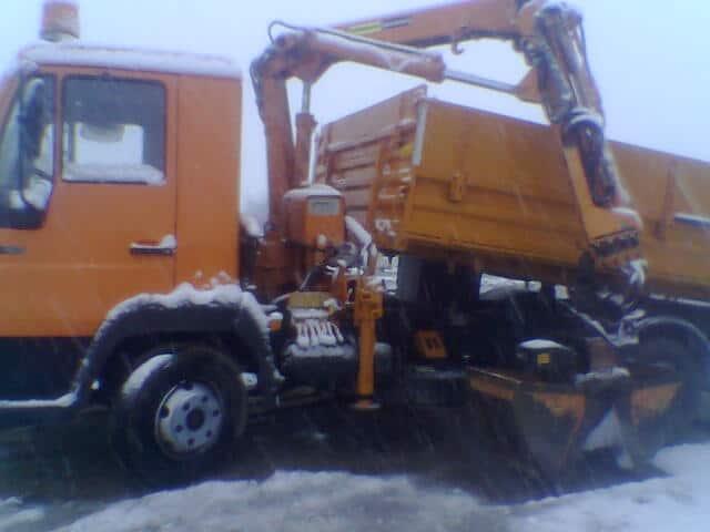 de inchiriat camion 7,5 tone