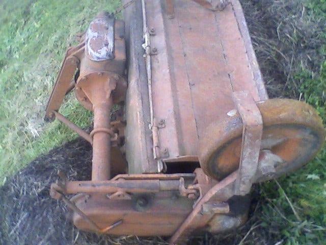 Vind Freza dupa Tractor de 220 m