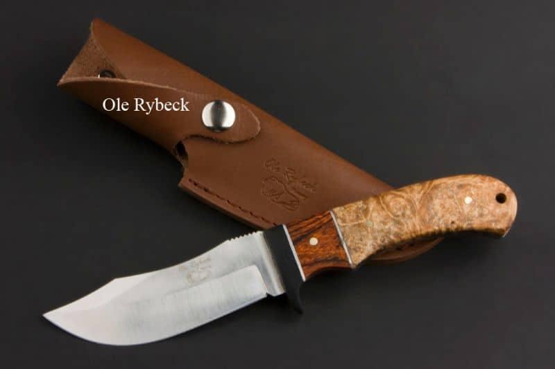Exemplu de cuțit de adăpost - docspoint.ro