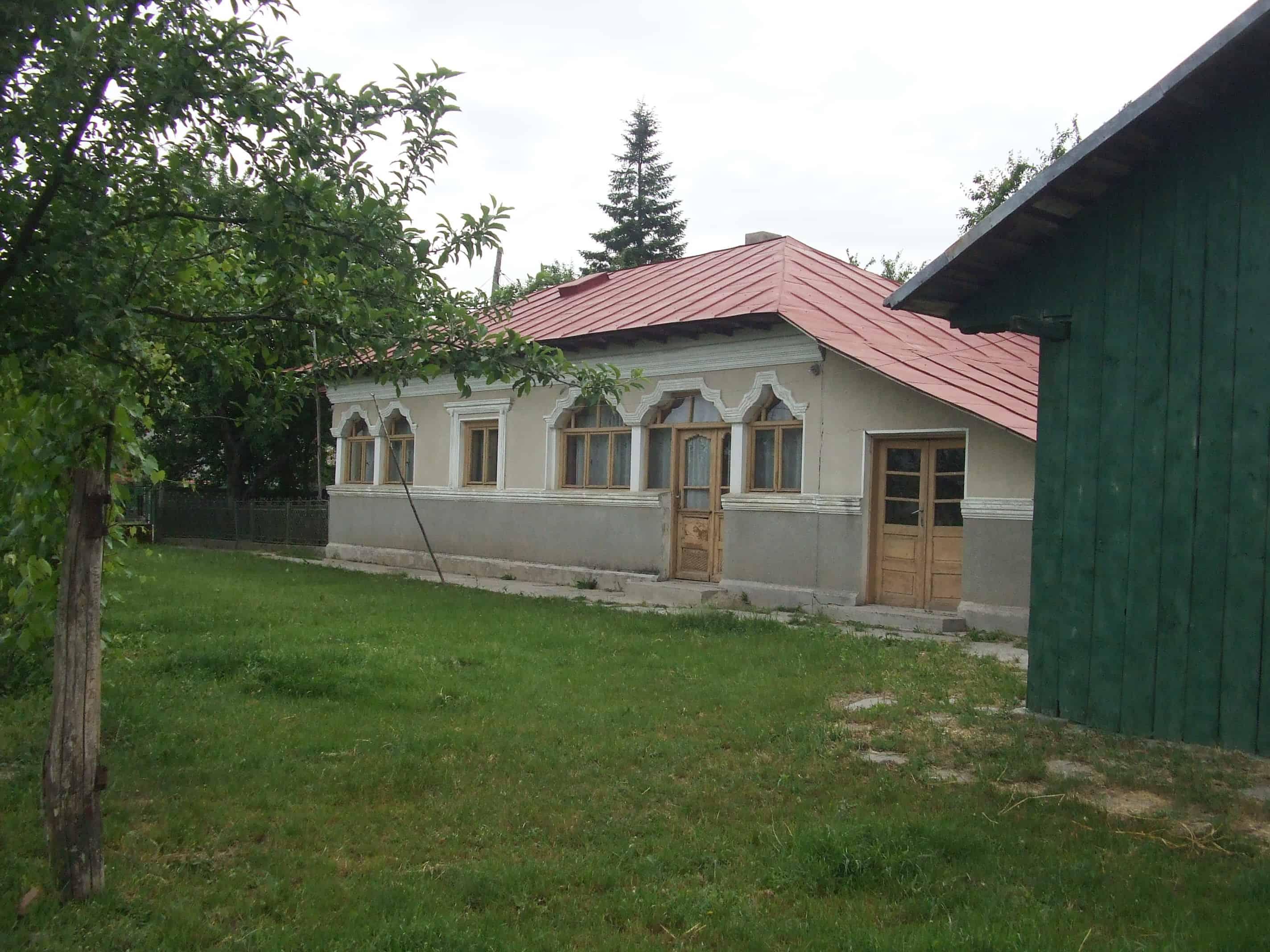 vanzare casa+teren Suseni, Giurgiu