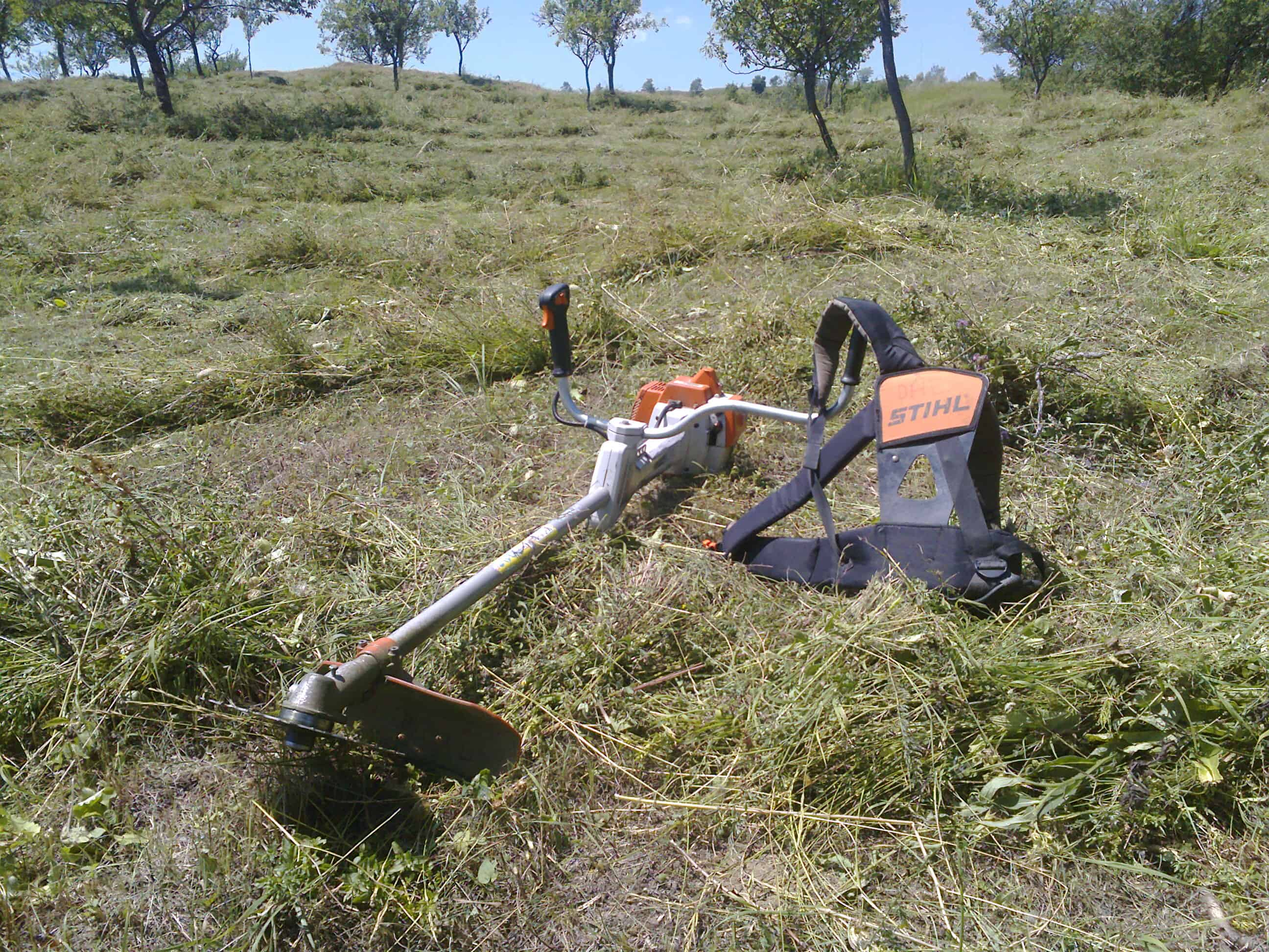 vand motocositoare STIHL FS 550