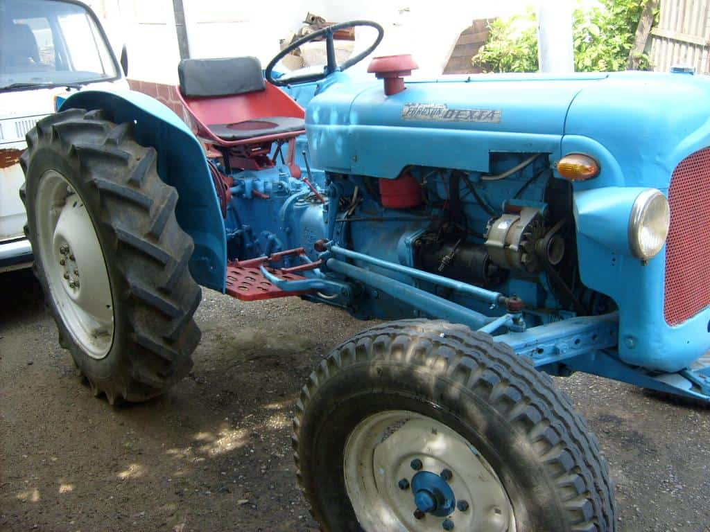 tractor FORDSON DEXTA 33cp