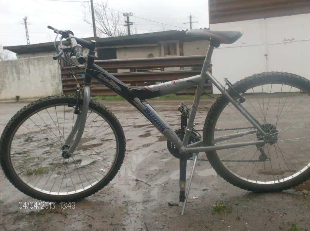 Vand bicicleta Panther