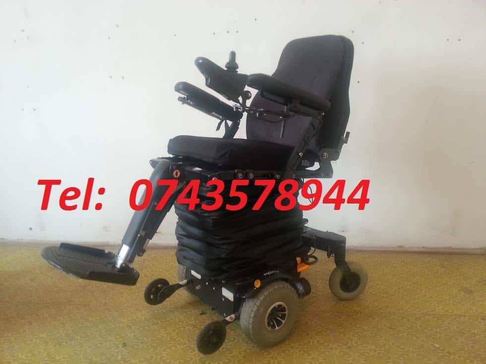 vand scooter pentru persoane cu handicap