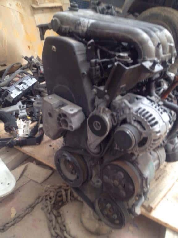 Motor opel zafira