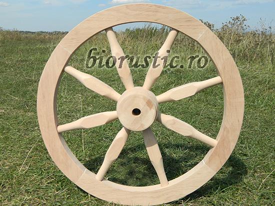 roti de lemn