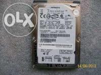 HDD laptop ata/ide 40gb 4200 rpm.HITACHI TRAVELSTAR.