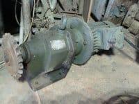 Vand motor electric cu reductor - buzau