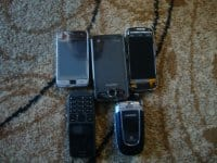 vanzare telefoane defecte - Buzau