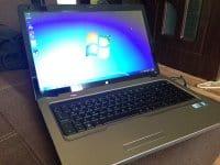 "Vand Laptop HP G72 7,3"" LED proc i3/ 500Gb/ 4Gb/ 2 placi vid - Buzau"