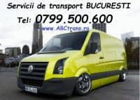 Servicii de transport marfa mobila