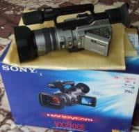 SONY DCR-  VX2100 stare nou