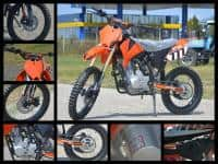 MotoCross Hurricane Dirt bike 300cc, 2015