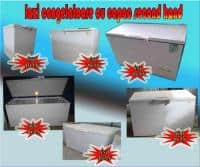 Lazi frigorifice cu capac second hand
