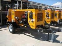 Pompa Beton tractabila REED A40HP, 31mc/h