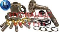Reparatii hidraulice, reparatii pompe, reparatii hidromotoare, reparatii utilaje de constructii, reparatii utilaje agric