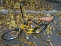 Vand bicicleta Pegas Kent Reconditionat. Fab. 1978