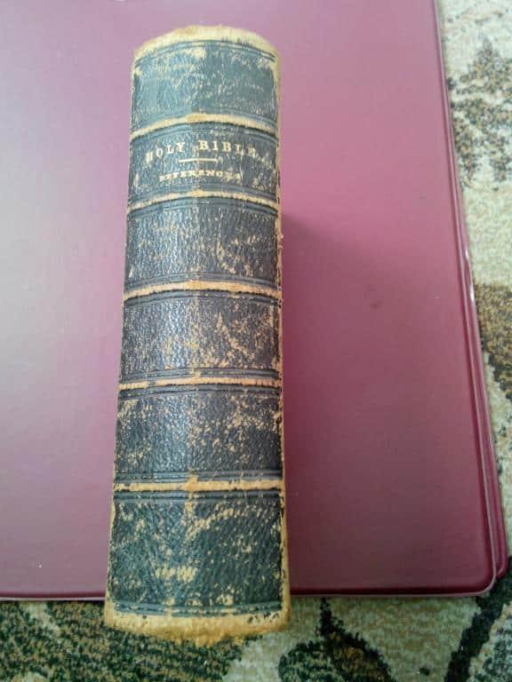 Vand Biblie 1805, Oxford, stare foarte buna