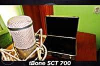tBone SCT 700 [Microfon de Studio] + Popfilter