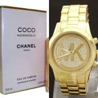 Cadoul Ideal Ceas Dama Michael Kors + Parfum