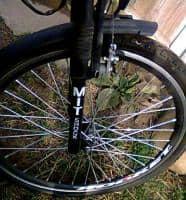 Vand bicicleta cu motor.