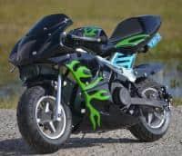 49cc PS77 Pocketbike Import Germany