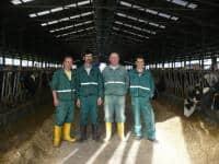 Femei/Barbati pentru curatenie in ferme  1.200-1.800 Euro,Germania