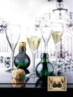 Set pahare sampanie - Gala