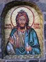 Mozaic bisericesc, pictura, icoane