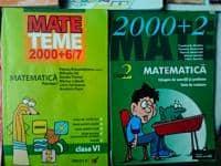 Culegeri de matematica