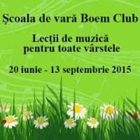 Scoala de Vara Boem Club 2015