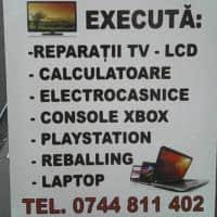 Service laptop,calculat ,lcd