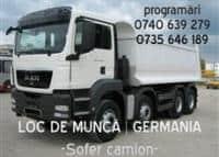 sofer camion Germania