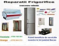Reparatii frigidere , masini de spalat tot judetul Bacau