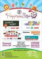Hai si tu la Happiness Store - din dragoste pentru copii!