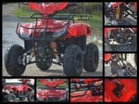 ATV Bmw 125cc  Camo + Casca Cadou IMPORT GERMANY