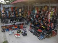 Schiuri Carve Snowboard Boots si clapari