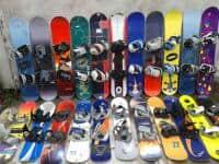 Snowboard si Boots pentru Copii