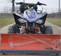 "250cc Speedy Quad 10 ""Offroad"