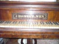 Vand urgent  pian J.Baumbach in Wien