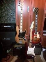 Lectii practice de chitară și chitară bass