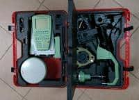 Vand GPS + Statie Totala Leica