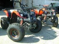 ATV Nou Hummer Apler 125cc 2w4 Bonus Casca
