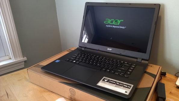 Laptop Acer Aspire ES1-512-C4SL