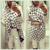 Vand cardigan Addicted to Fashion