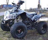 Model:Atv Yamaha 2w4 Warrior125cc