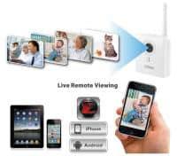 Camera IP wifi supraveghere copii ,monitorizare bebe, copii, animale.