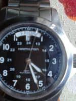 ceas de mana barbati hamilton automatic original
