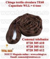 Sufe textile circulare 6 tone 6 metri